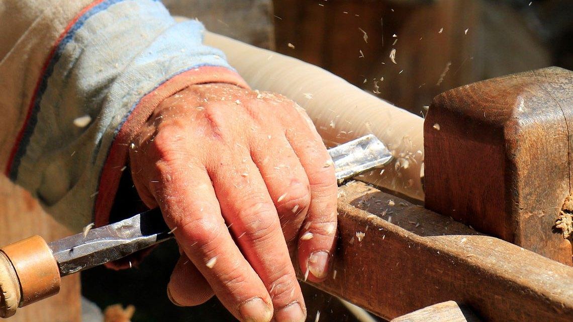 Handwerkskammer, handwerk, Drechseln, Schreier ©2021 Jürgen Sieber auf Pixabay