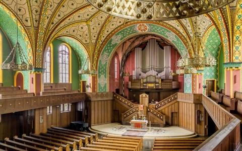 Lutherkirche Foto: Evangelische Kirche in Hessen und Nassau (EKHN)