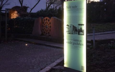Synagogen Beleuchtung: ©2021 Walter Richters