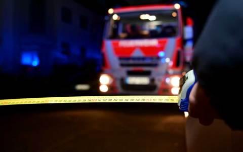 Feuerwehrkontrollfahrt im Wested (Archivbild)