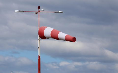 Sturm, Windgeschwindigkeit bis zu 100 km/h