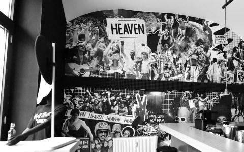 Heaven im Westend