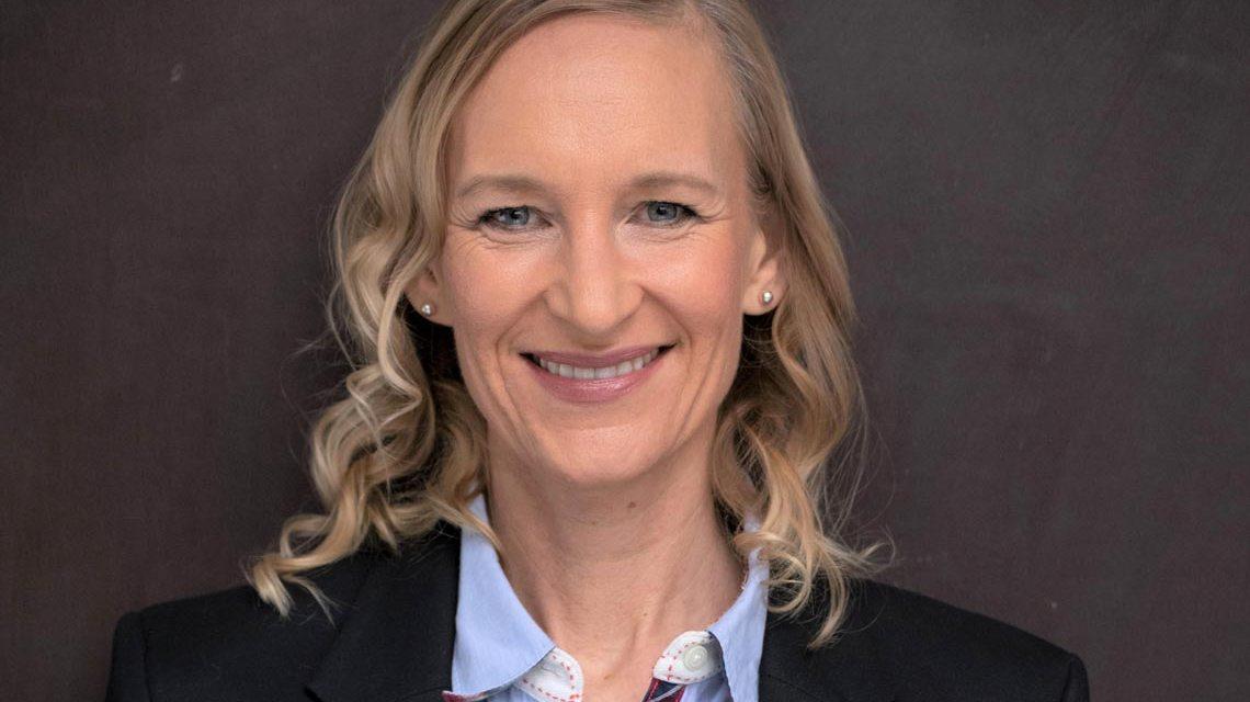 Melina Wendlandt-Schott leitet seit dem 1. Februar die Evangelische Familienbildung Wiesbaden