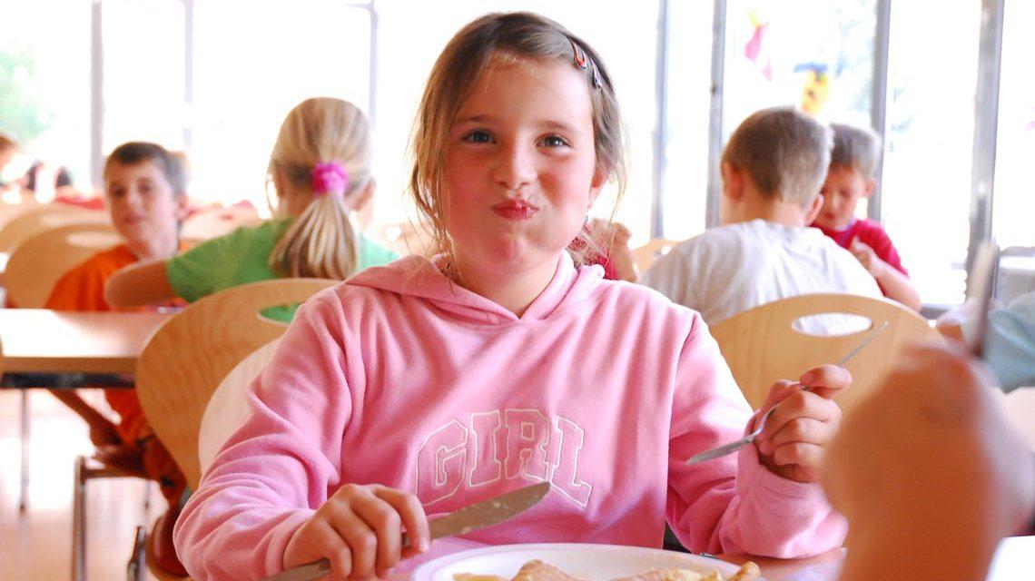 Essen was schmeckt! Schul- und Kitaverpflegung