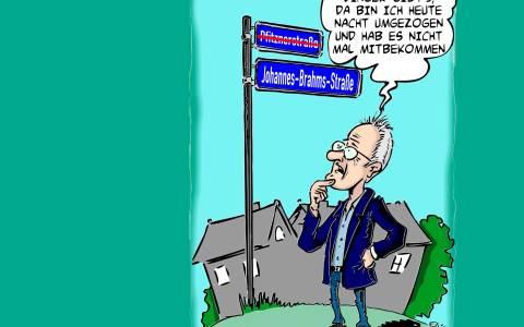 Johannes Brams Straße