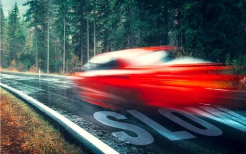 Speedmarathon, Hessische Polizei und Kommunen drücken in Sachen Tempo auf die Bremse