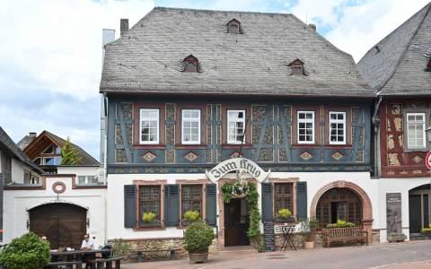 Hotel und Restaurant zum Krug im Rheingu, Eltville am Rhein
