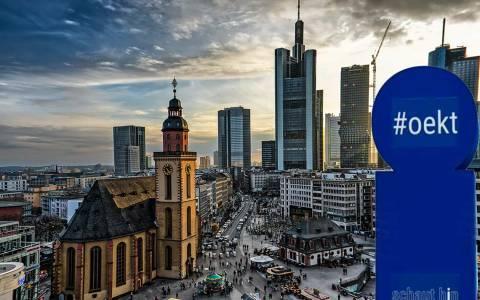 Ökonomischer Gottesdienst in Frankfurt