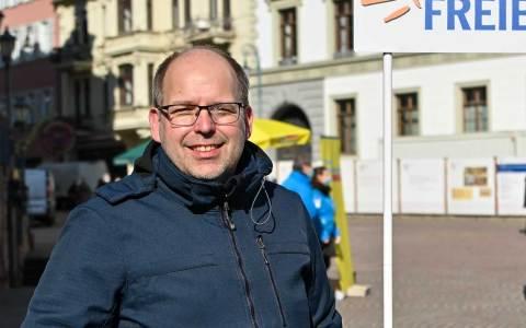 Starkregenmanagement , Christian Bachmann, Foto: Volker Watschounek