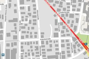 Augustenstrasse ©2021 Openstreetmap