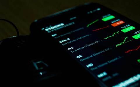 Börse und Aktinekurse