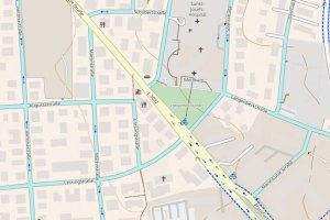 """Kanalerneuerung in der Straße """"Langenbeckplatz"""""""
