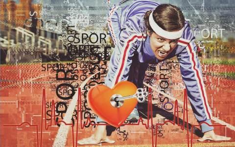 Herz-Kreislauf, Herzstillstand beim Sport