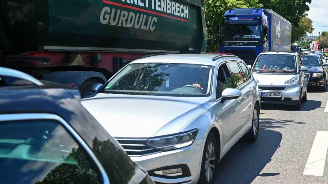 Geänderte Verkehrssituation in Wiesbaden sorgt für Anpassungen bei Feuerwehr und Rettungsdienst