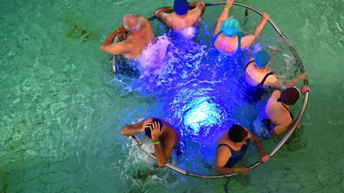 Thermalbad Aukammtal öffnet die Pforten