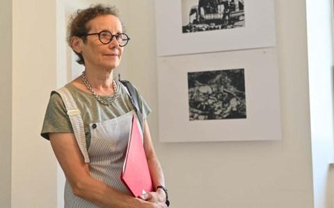 Christiane Steitz stellt aus