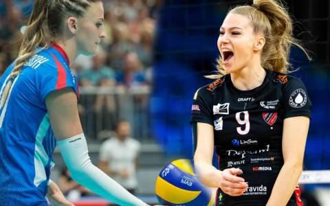Dalia Lilly und Nina Herelova Neu im Team des VCW