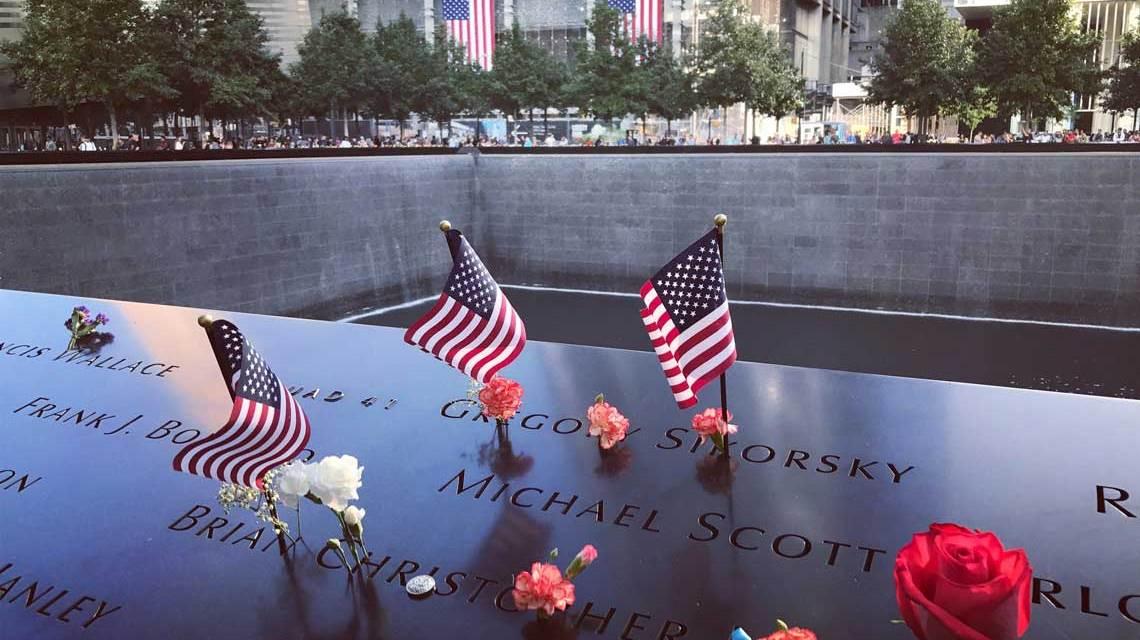 9/11, Memorial Word Trade Center / New Yorker / Pexels