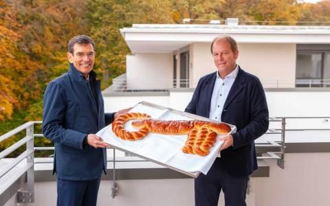 Wohnungen: Jochen Kerschbaumer und Thomas Keller
