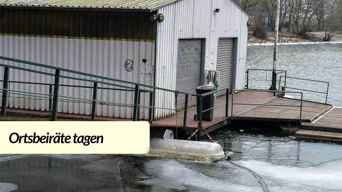 Bootshaus Schierstein, Ersatz-Bootshaus wird gefordert