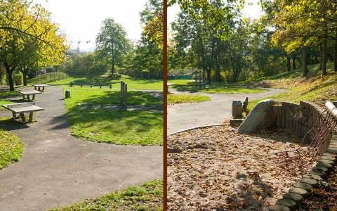 Spielplatz Carl-von-Ossietzky-Straße