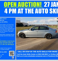 sale bmw 328xi open auction 27 jan 19 jpg [ 2480 x 1754 Pixel ]