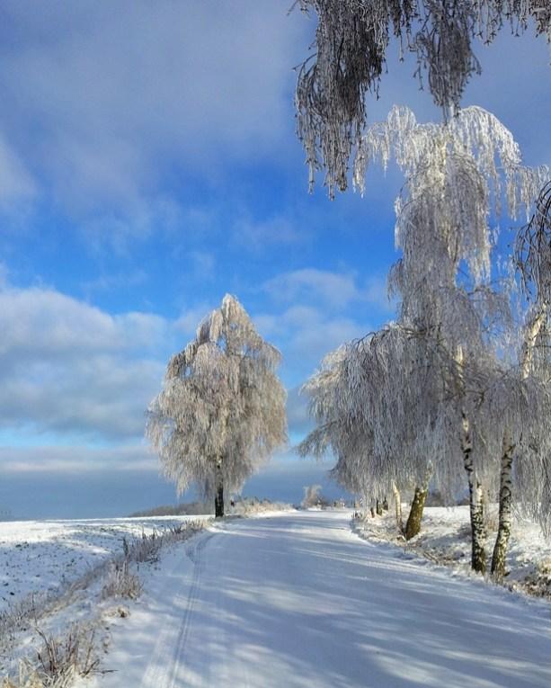 Winterwunderland Schönbach