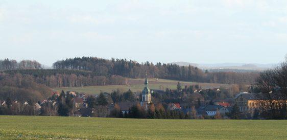 Schönbach aus der Ferne, 02.03.2015