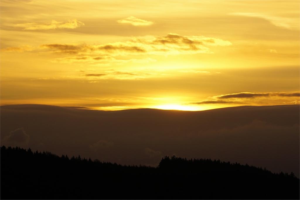Sonnenaufgang 03.02.16