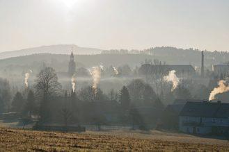 Die Heizsaison ist eröffnet! Schönbach
