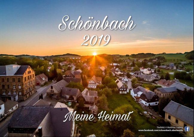 Kalender Deckblatt 2019