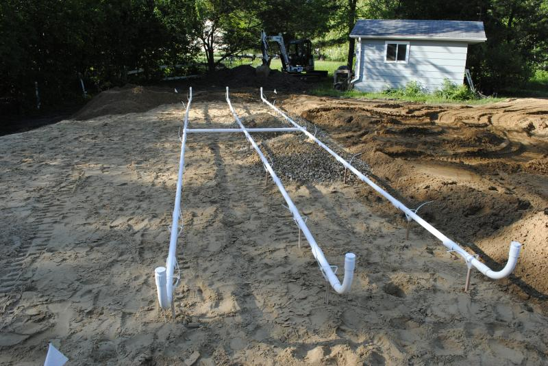 septic mound systems