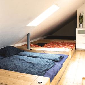 Dormitory Booking DE