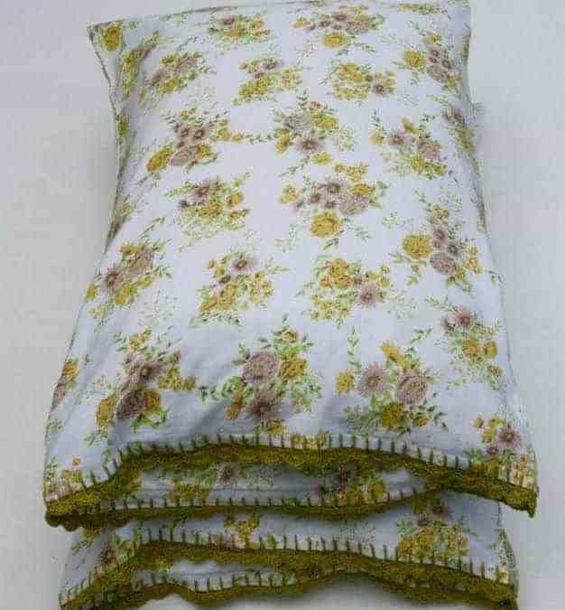 {Pretty Pillowslips} Something for me