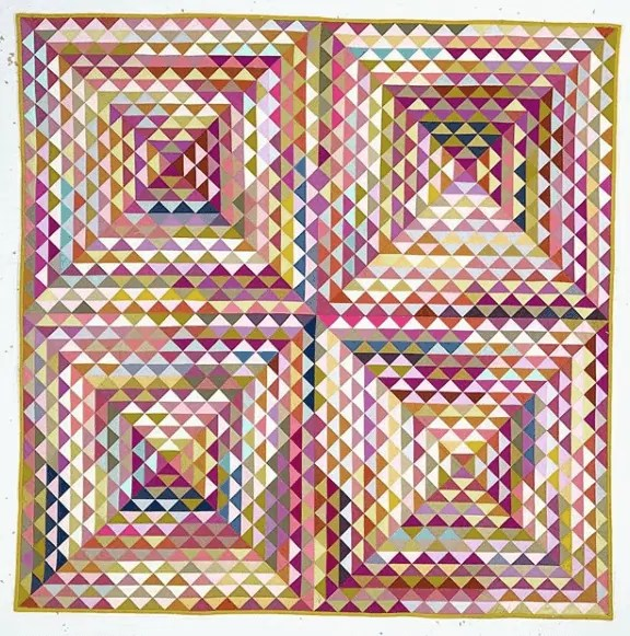 Tara Faughnan Railroad Crossing Quilt