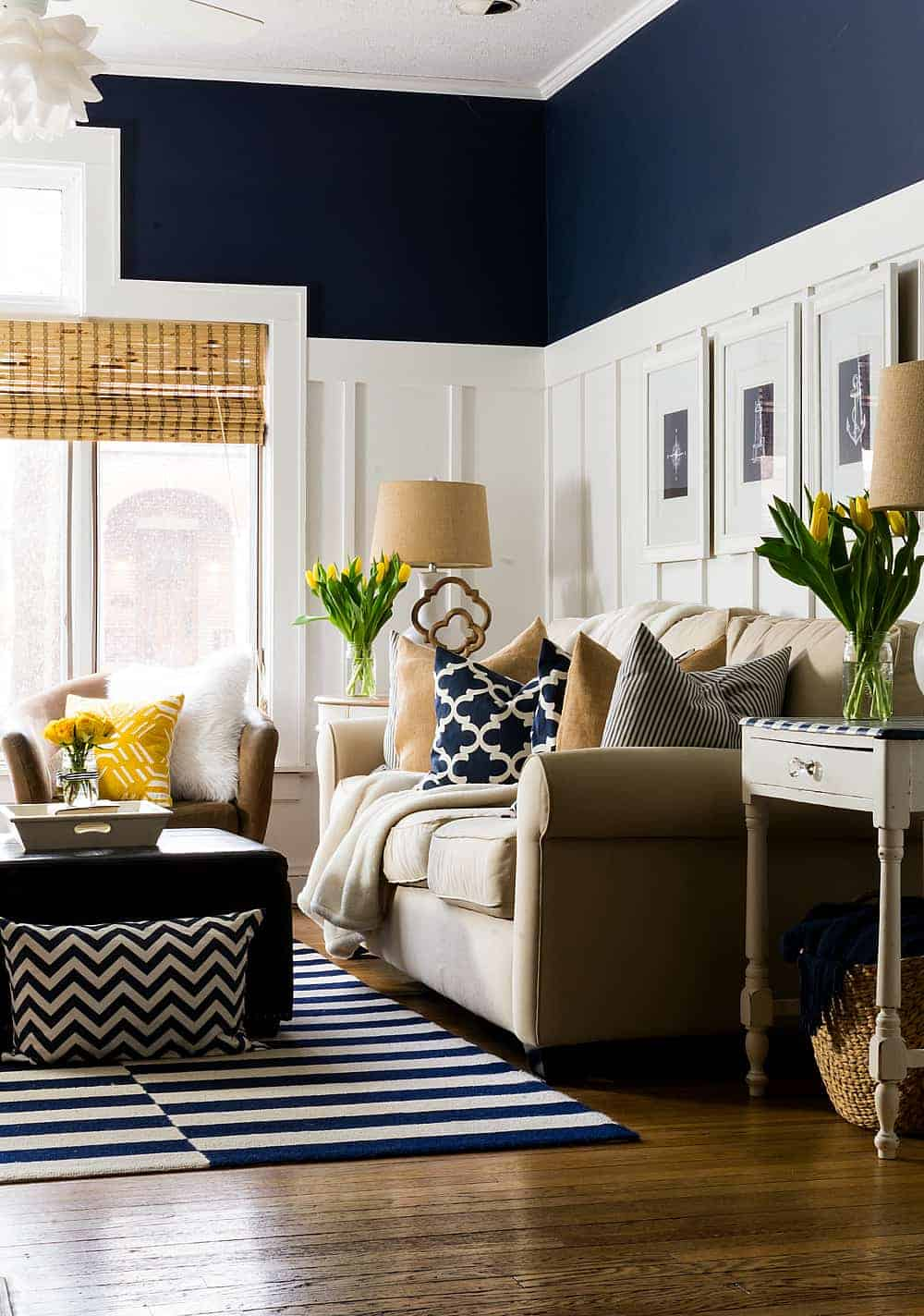 Naval By Sherwin Williams The Perfect Navy Blue Paint Color