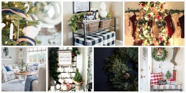 Christmas Home Tours - Monday Participants