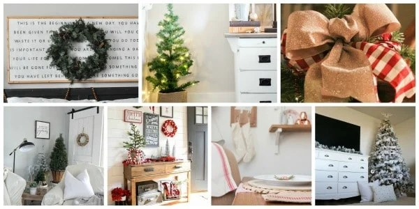 Christmas Home Tours - Monday Participants
