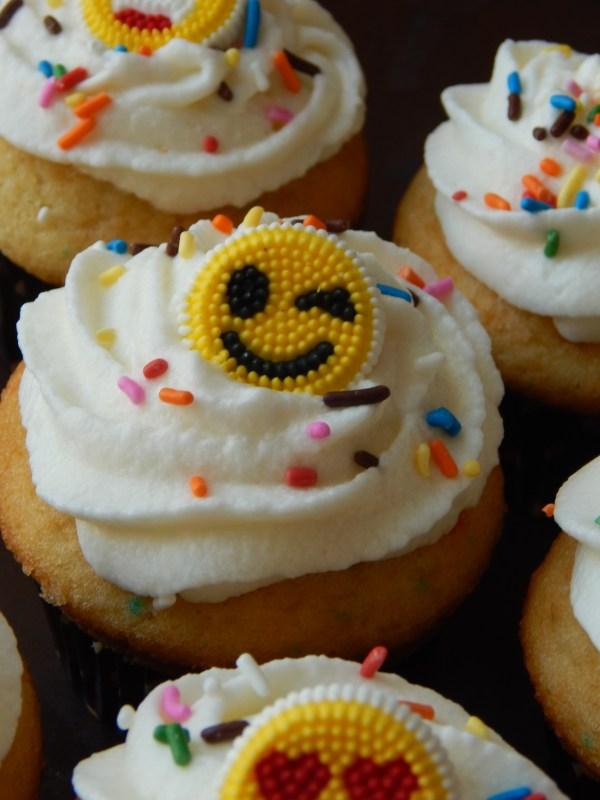 Emoji Birthday Cake At Walmart