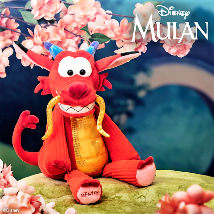 Scentsy Disney Collection Mulan 2020 Mushu The Great Guardian