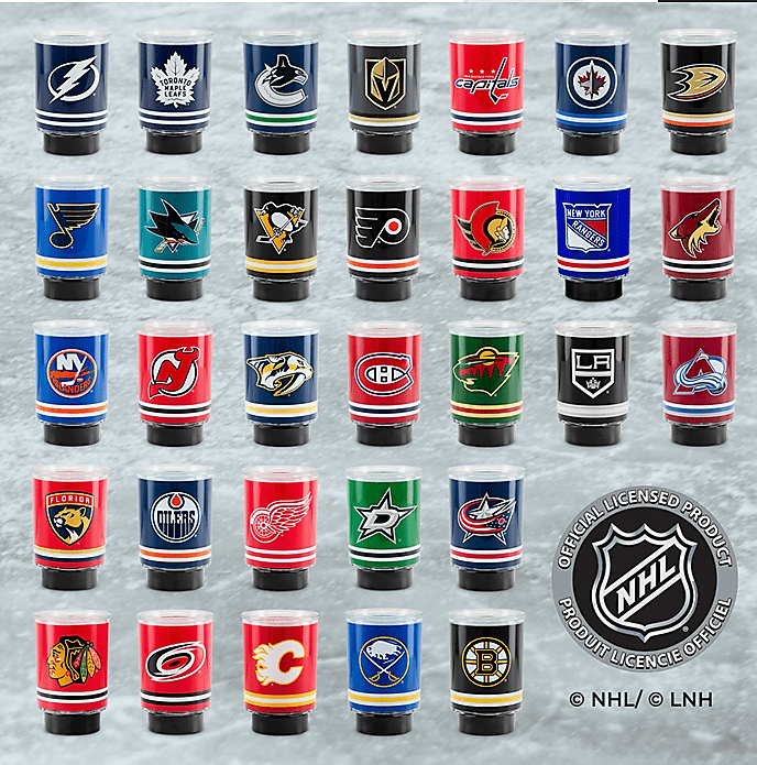 Get Ready For A Power Play With Scentsy NHL Collection