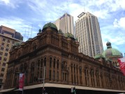 Old and new collide, Sydney