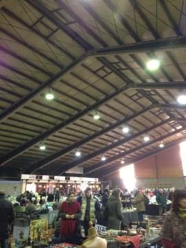 Indoor market, Tongeren