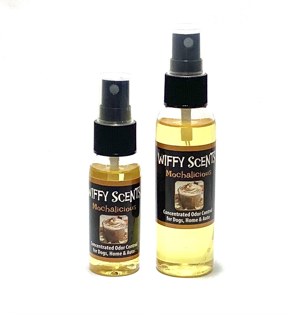 Raspberry Vanilla Scented Fragrance Spray for Dogs, Home, and Auto
