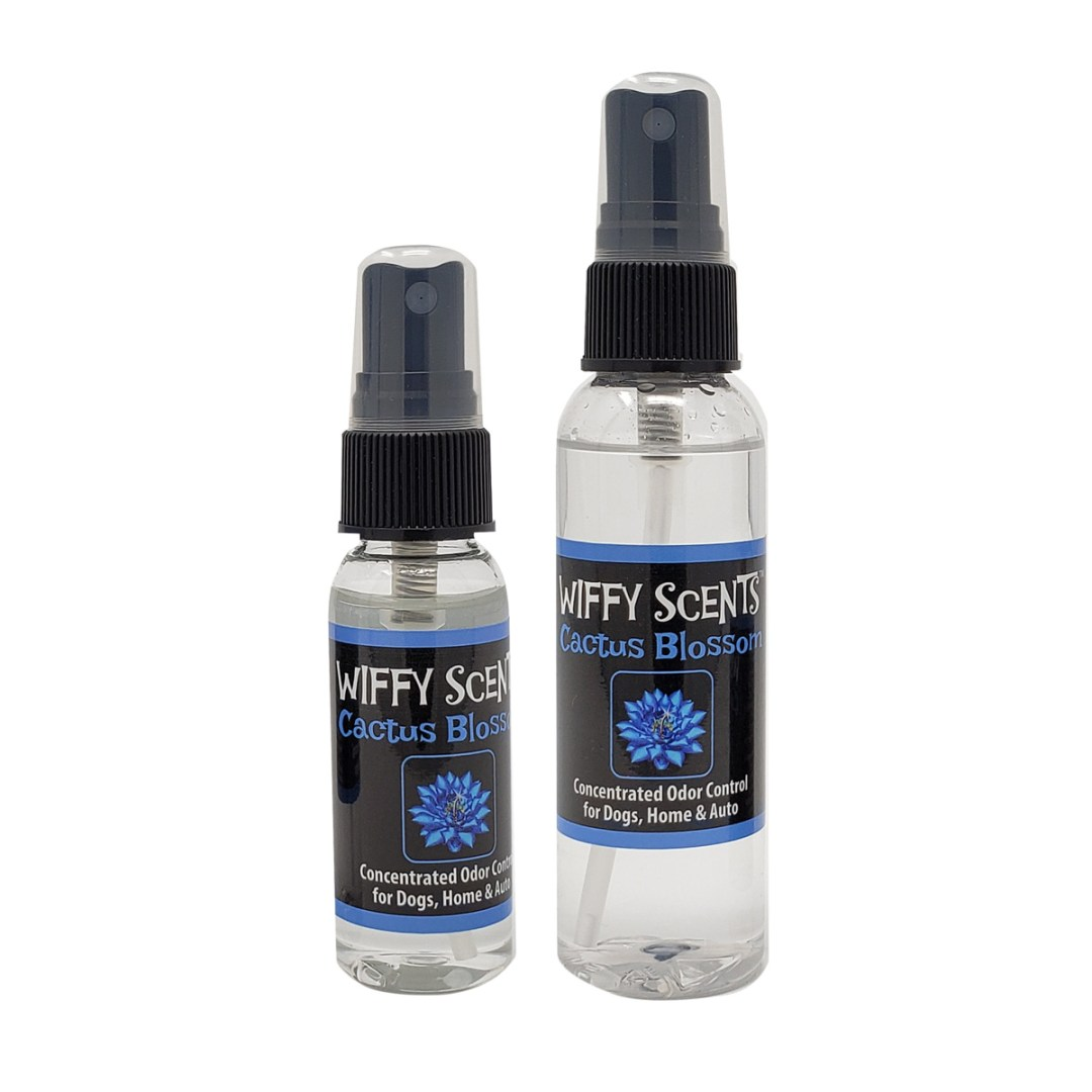 Cactus Blossom Scented Fragrance Spray for Dogs, Home, and Auto