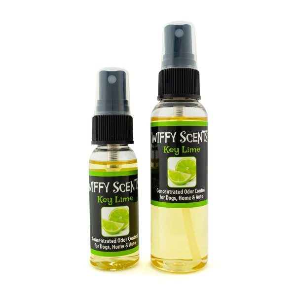 Key Lime Scented Fragrance Spray for Dogs, Home, and Auto
