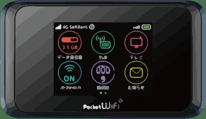 Wi-Fiルータ502HW