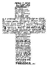 23rd psalms