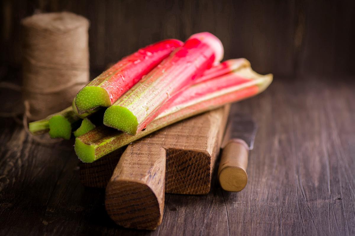 Rharbarber – das unentbehrliche Gemüse in der Patisserie
