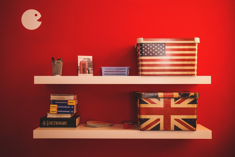 Sprachen lernen mit Büchern